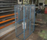 Cage Pre Galvanizing