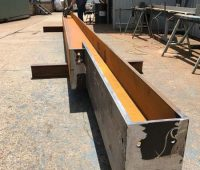 Drop Flange Beam