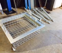Filter Basket - Galvanized