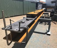 Heavy Beam Fabrication