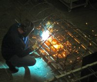 Reinforcing Processing - Welding