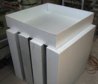 Sheetmetal Trays