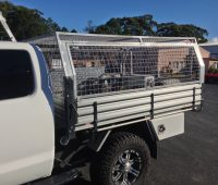 Custom Ute Back