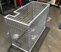 FABRICATED CAGE