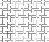 CLASSIC HERRINGBONE | *Brick Size 195 x 90mm | FD3STCLA-UNIT